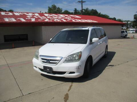 2007 Honda Odyssey for sale at DFW Auto Leader in Lake Worth TX