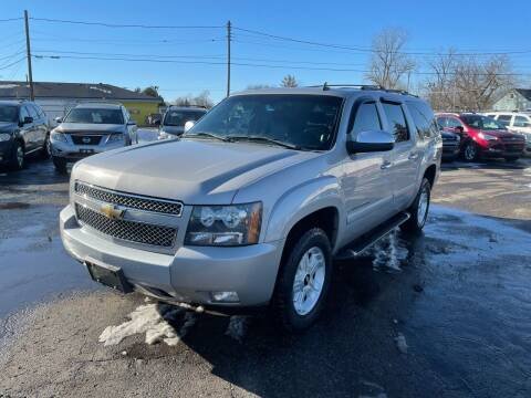 2008 Chevrolet Suburban for sale at Dean's Auto Sales in Flint MI