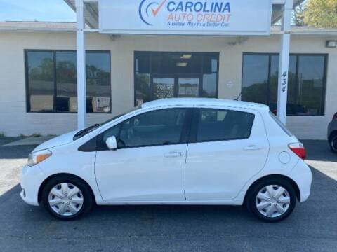 2013 Toyota Yaris for sale at Carolina Auto Credit in Youngsville NC