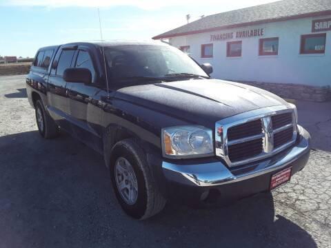 2005 Dodge Dakota for sale at Sarpy County Motors in Springfield NE