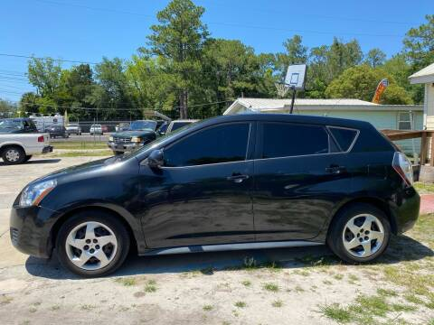 2010 Pontiac Vibe for sale at Faith Auto Sales in Jacksonville FL