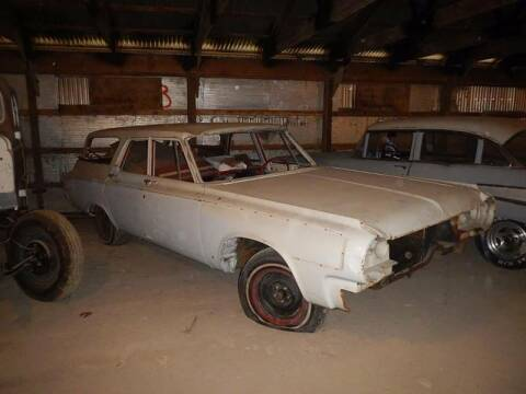 1964 Dodge STATION WAGON for sale at Custom Rods and Muscle in Celina OH
