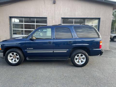 2002 Chevrolet Tahoe for sale at Westside Motors in Mount Vernon WA