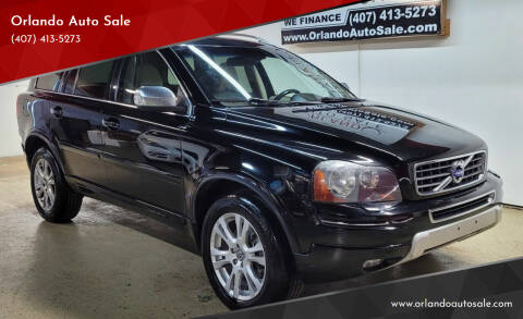 2014 Volvo XC90 for sale at Orlando Auto Sale in Orlando FL
