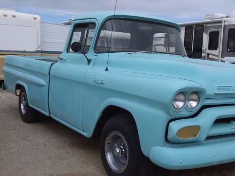 1959 GMC 100 for sale at Collector Car Channel - Desert Gardens Mobile Homes in Quartzsite AZ