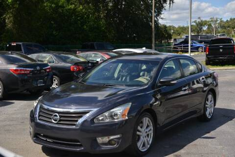 2013 Nissan Altima for sale at Motor Car Concepts II - Kirkman Location in Orlando FL