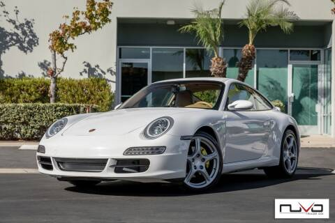 2006 Porsche 911 for sale at Nuvo Trade in Newport Beach CA
