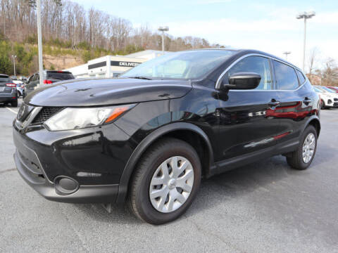 2019 Nissan Rogue Sport for sale at RUSTY WALLACE KIA OF KNOXVILLE in Knoxville TN