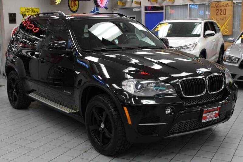 2013 BMW X5 for sale at Windy City Motors in Chicago IL