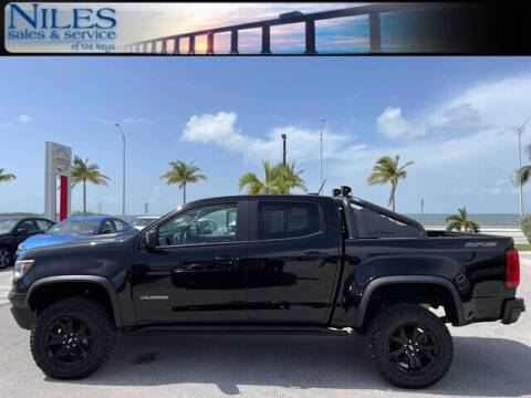 2018 Chevrolet Colorado for sale at Niles Sales and Service in Key West FL