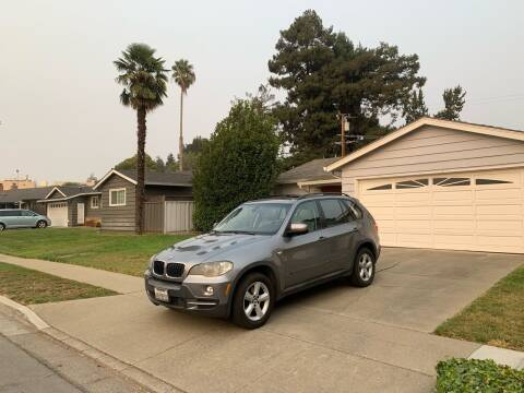 2007 BMW X5 for sale at Blue Eagle Motors in Fremont CA