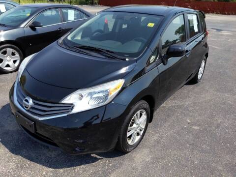 2014 Nissan Versa Note for sale at Affordable Autos in Wichita KS