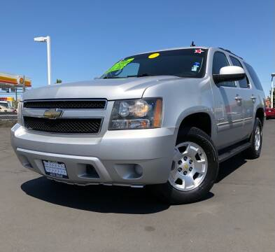 2011 Chevrolet Tahoe for sale at LUGO AUTO GROUP in Sacramento CA
