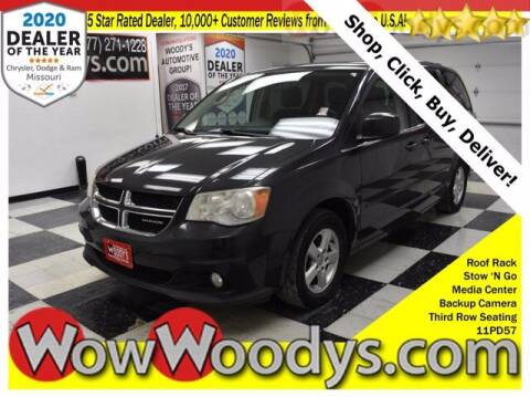 2011 Dodge Grand Caravan for sale at WOODY'S AUTOMOTIVE GROUP in Chillicothe MO