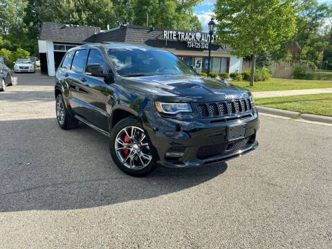 2020 Jeep Grand Cherokee for sale at Rite Track Auto Sales in Canton MI