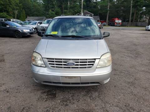 2004 Ford Freestar for sale at 1st Priority Autos in Middleborough MA