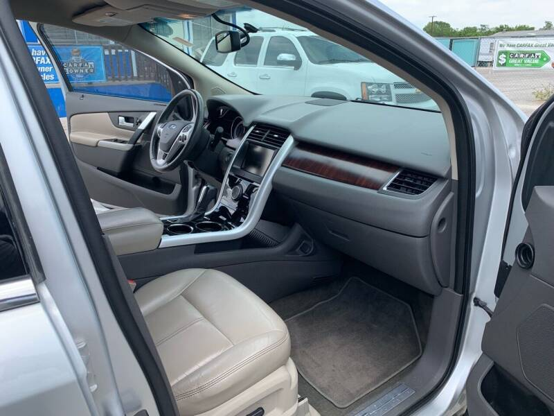 2013 Ford Edge Limited 4dr Crossover - San Antonio TX