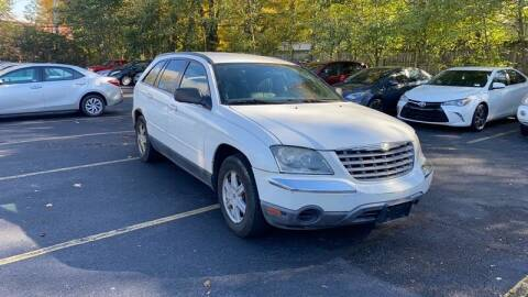 2006 Chrysler Pacifica for sale at WEINLE MOTORSPORTS in Cleves OH