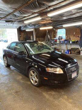2007 Audi A4 for sale at Lavictoire Auto Sales in West Rutland VT