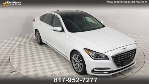 2018 Genesis G80 for sale at Excellence Auto Direct in Euless TX