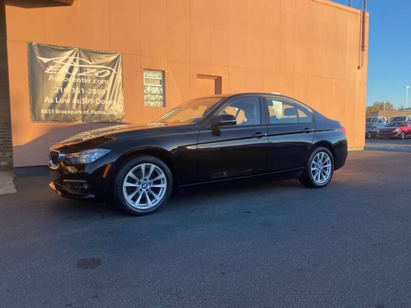 2016 BMW 3 Series for sale at ENZO AUTO in Parma OH