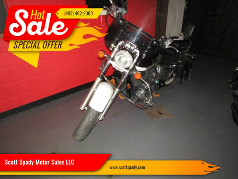 1996 Honda Shadow for sale at Scott Spady Motor Sales LLC in Hastings NE