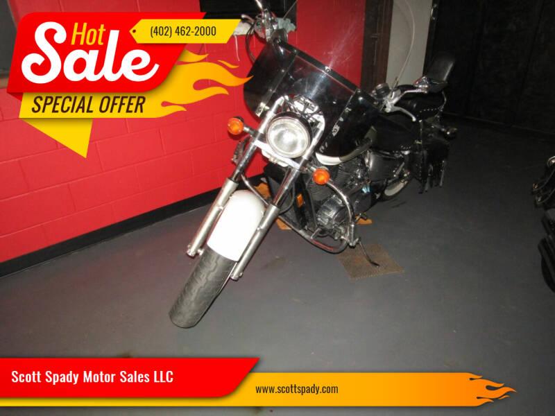1996 Honda Shadow for sale at Scott Spady Motor Sales LLC in Hastings NE