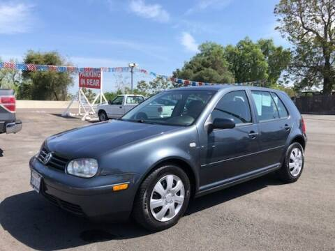 2005 Volkswagen Golf for sale at C J Auto Sales in Riverbank CA