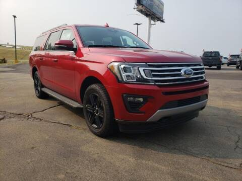 2020 Ford Expedition MAX for sale at Vance Fleet Services in Guthrie OK