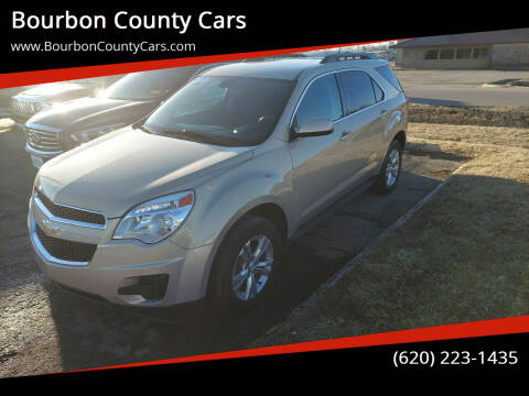2010 Chevrolet Equinox for sale at Bourbon County Cars in Fort Scott KS