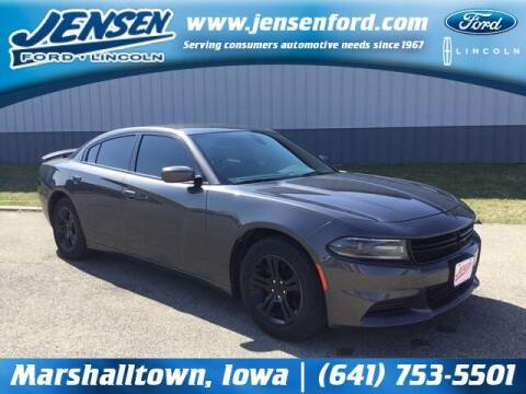 2019 Dodge Charger for sale at JENSEN FORD LINCOLN MERCURY in Marshalltown IA