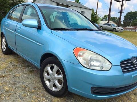 2008 Hyundai Accent for sale at Cutiva Cars in Gastonia NC