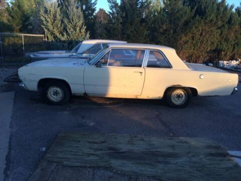 1967 Plymouth Valiant for sale at Classic Car Deals in Cadillac MI