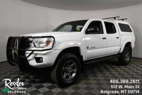 2013 Toyota Tacoma for sale at Danhof Motors in Manhattan MT