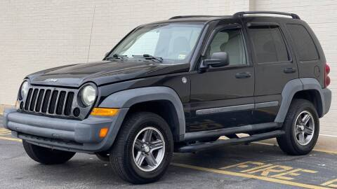 2007 Jeep Liberty for sale at Carland Auto Sales INC. in Portsmouth VA