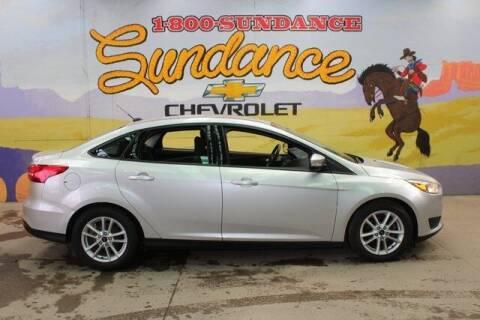 2016 Ford Focus for sale at Sundance Chevrolet in Grand Ledge MI