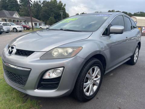 2011 Mazda CX-7 for sale at Cars for Less in Phenix City AL