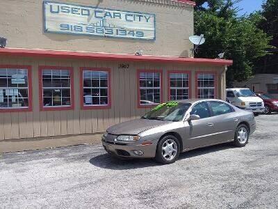 2001 Oldsmobile Aurora for sale at Used Car City in Tulsa OK