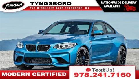 2017 BMW M2 for sale at Modern Auto Sales in Tyngsboro MA