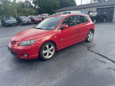 2006 Mazda MAZDA3 for sale at KP'S Cars in Staunton VA
