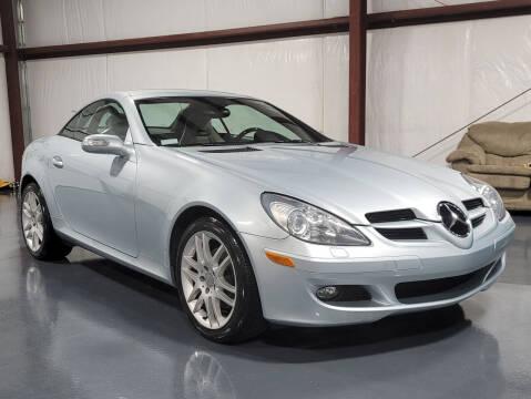 2007 Mercedes-Benz SLK for sale at Rare Exotic Vehicles in Asheville NC