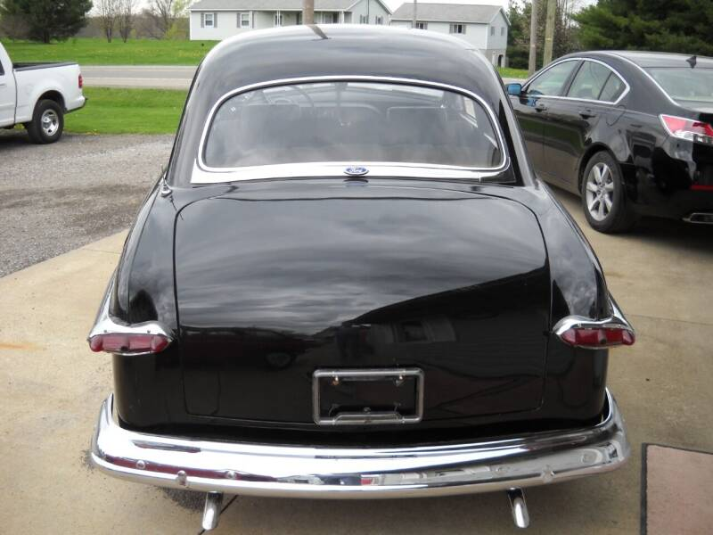 1951 Ford Tudor for sale at Whitmore Motors in Ashland OH