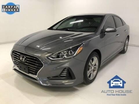 2018 Hyundai Sonata for sale at Autos by Jeff in Peoria AZ