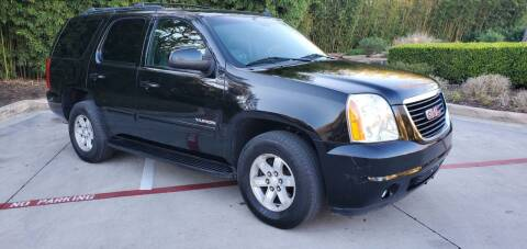 2013 GMC Yukon for sale at Motorcars Group Management - Bud Johnson Motor Co in San Antonio TX