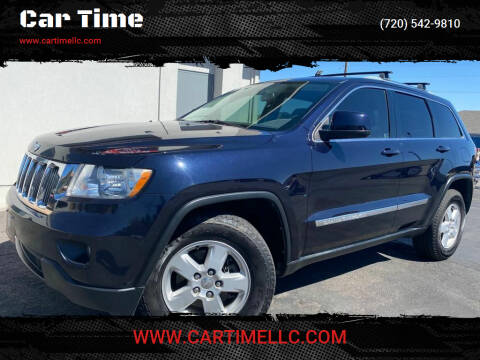 2011 Jeep Grand Cherokee for sale at Car Time in Denver CO
