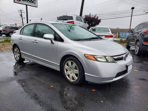 2008 Honda Civic for sale at AFFORDABLE IMPORTS in New Hampton NY