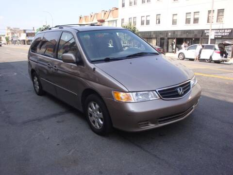 2003 Honda Odyssey for sale at Cars Trader in Brooklyn NY