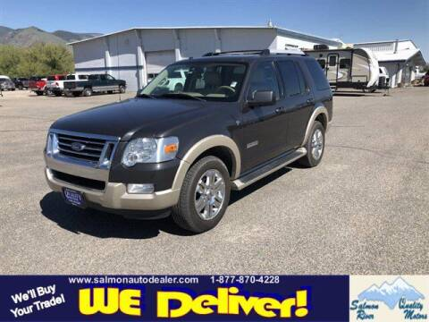 2007 Ford Explorer for sale at QUALITY MOTORS in Salmon ID
