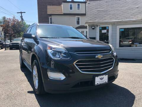 2016 Chevrolet Equinox for sale at Concept Auto Group in Yonkers NY