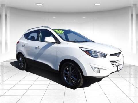 2015 Hyundai Tucson for sale at Sandy Motors Inc in Coventry RI